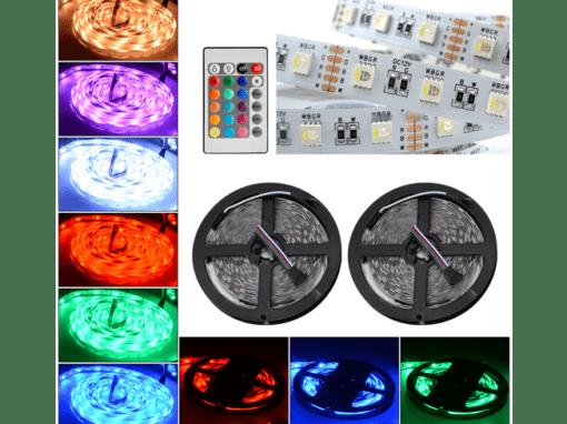 RGBW LED Strip Lights SMD 5050