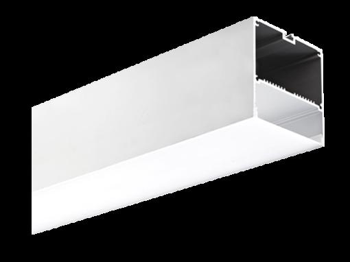 Aluminum LED Profile 7575